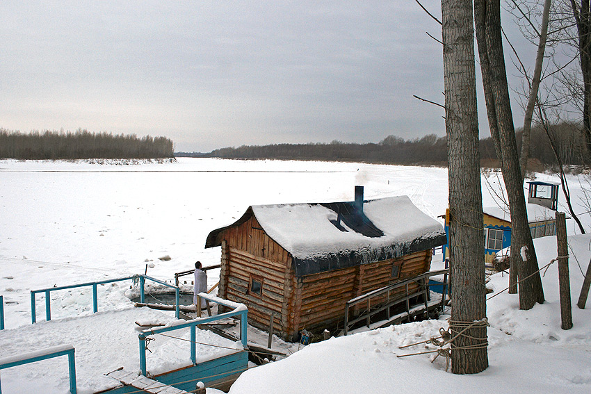 Бани в Русском Доме