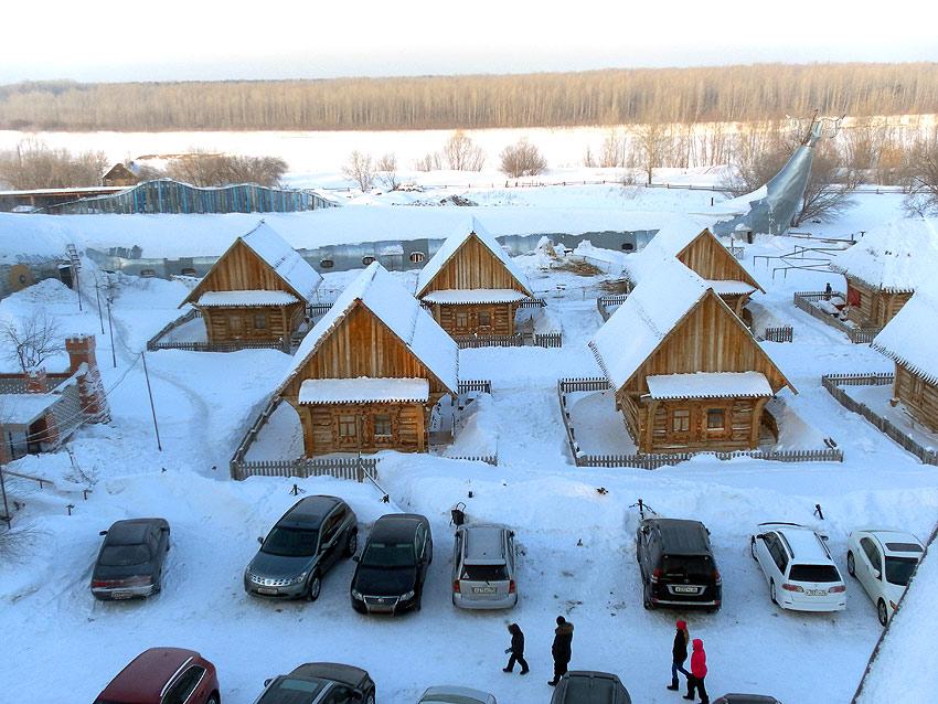Улица Русской деревни