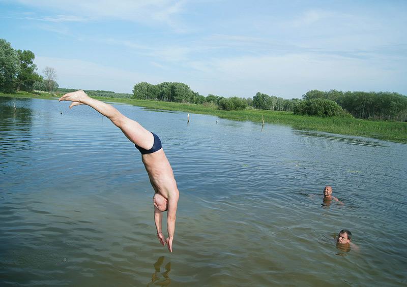 Летний отдых на воде