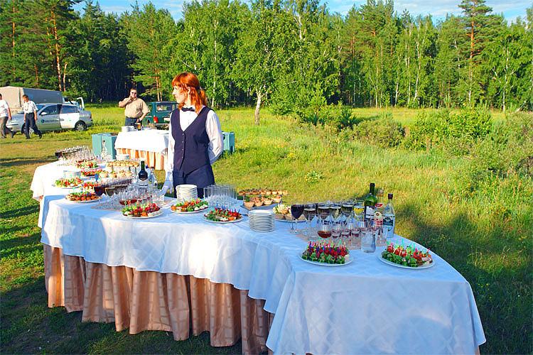 Свадьба в Русском Доме