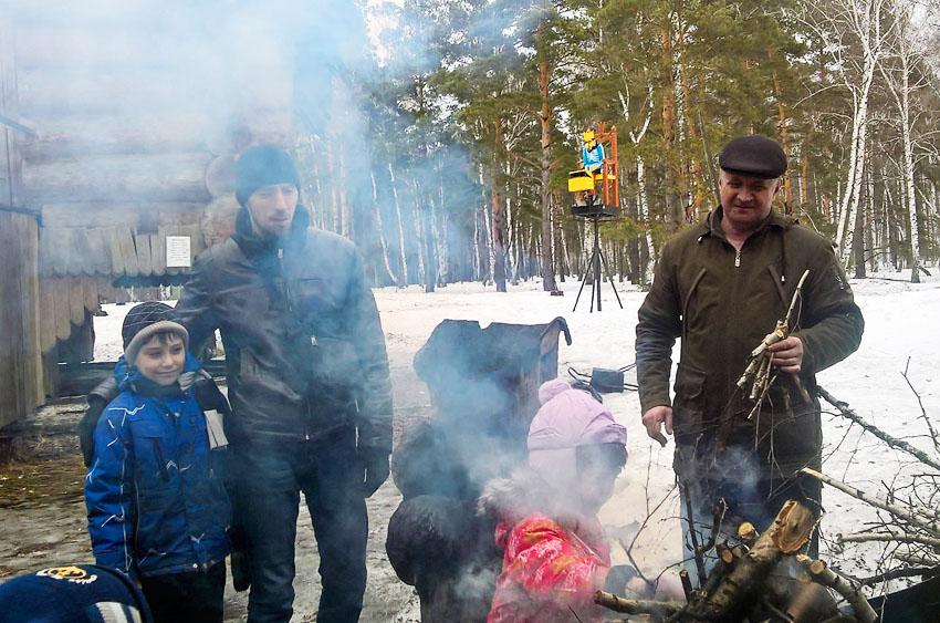 Весенние каникулы в Русском Доме