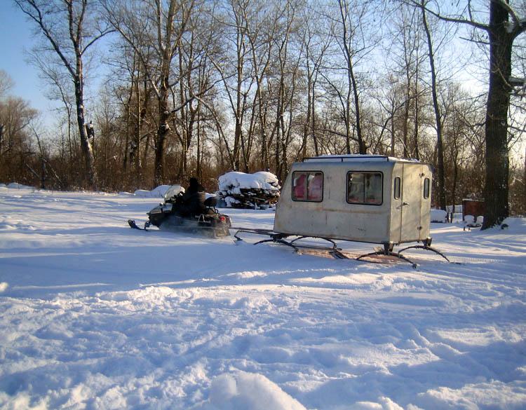 Снежная карета - мы поедем, мы помчимся...