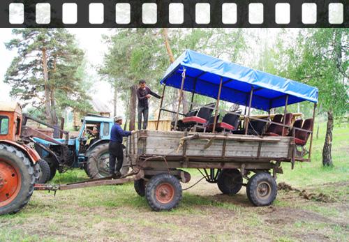Тур в русскую быль. Русский Дом