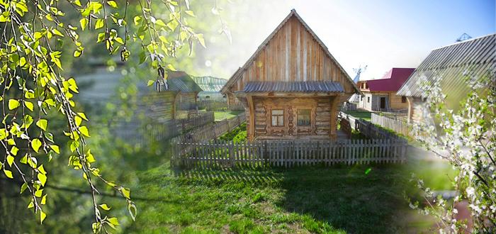 Русский Дом весной приглашает гостей!