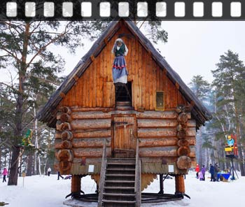 Тур на весенние каникулы. Русский Дом